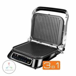 Электрические грили и шашлычницы - Электрогриль Redmond SteakMaster RGM-M805, 0