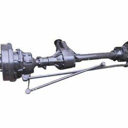 Трансмиссия  - передний мост редукторный (военный) УАЗ-469, 315101, 0