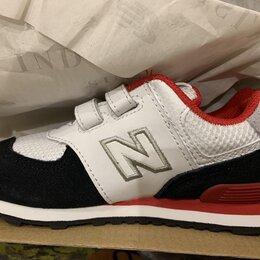 Кроссовки и кеды - New balance кроссовки унисекс новые 27,5, 0