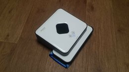 Роботы-пылесосы - Робот пылесос IRobot Braava 390T, 0