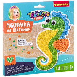 "Мозаика - Мозаика Bondibon ""Мозаика из шариков. Морской…, 0"