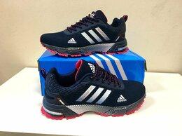 Кроссовки и кеды - Кроссовки мужские Adidas Marathon, 0