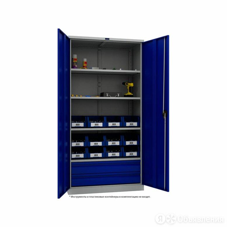 Инструментальный шкаф ПРАКТИК TC-1995-004020 по цене 39809₽ - Принадлежности и запчасти для станков, фото 0