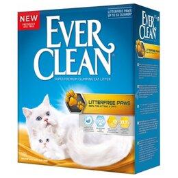 Наполнители для туалетов - Ever Clean Litterfree Paws 10 кг, 0