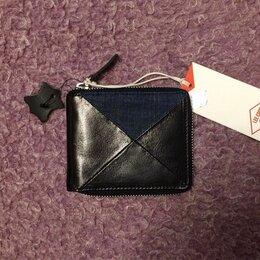Кошельки - Lee Cooper кожаный кошелек на молнии Новый, 0