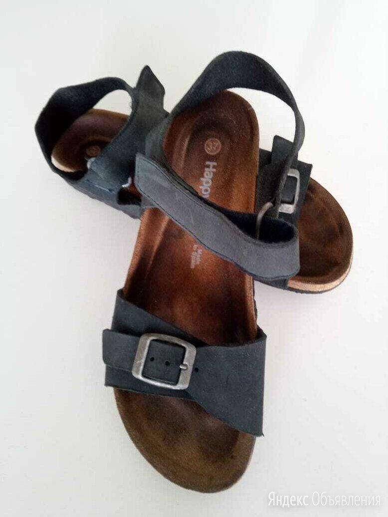 Сандалии Happy Steps мальчику р.37 по цене 1000₽ - Босоножки, сандалии, фото 0