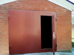 Заборы и ворота - Ворота для гаража, 0