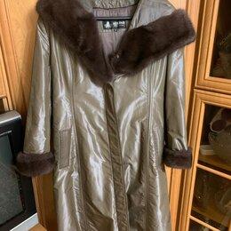 Пальто - Пальто зимнее женское 56, 0