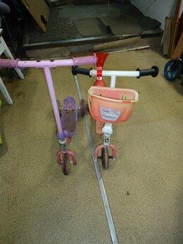 Самокаты - самокат детский 3х-колесный, 0