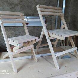 Стулья, табуретки - Стулья и столы из массива дерева, 0