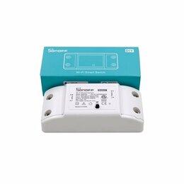 Системы Умный дом - WI FI реле Sonoff Basic, 0