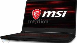 Ноутбуки - Ноутбук MSI GF63 Thin 9RCX-846XRU, 0