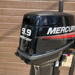 Двигатель и комплектующие  - Mercury 9.9 л.с. Б/У лодочный мотор, 0