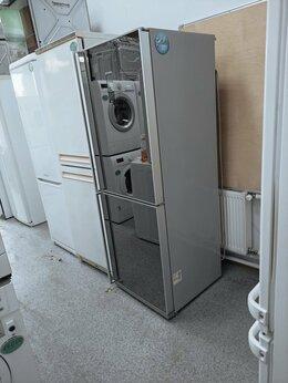 Холодильники - LG зеркальный холодильник с гарантией б.у, 0