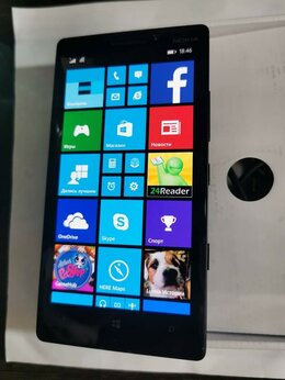 Мобильные телефоны -  Смартфон Nokia Lumia 930, 0