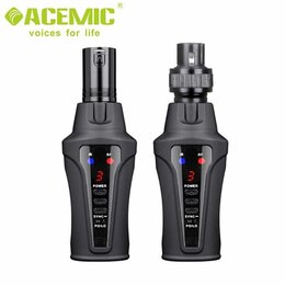Радиосистемы и радиомикрофоны - Acemic TR-20SET беспроводной трансмиттер для…, 0