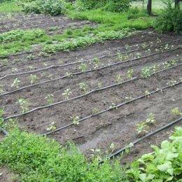 Капельный полив - Капельная эмиттерная лента полива сада Viola длина 25 метров шаг 10 см, 0