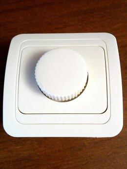 Электроустановочные изделия - Выключатель сенсорный, 0