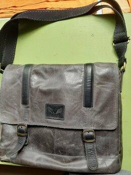 Портфели - деловой портфель из натуральной кожи, 0