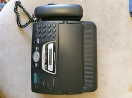 Факсы - факсимильный аппарат Panasonic KX-FT78RU, 0