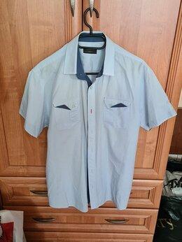 Рубашки - Рубашка мужская летняя, 0