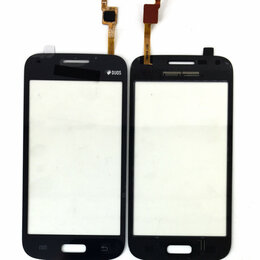 Дисплеи и тачскрины - Тачскрин для Samsung Galaxy Star Advance (SM-G350E) серый (tw), 0