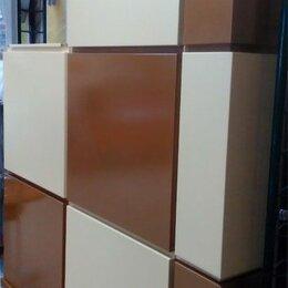Фасадные панели - Кассета угловая Ф-УН-4 (0,7мм) 170 х 170 х 565, 0