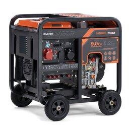 Электрогенераторы - Генератор дизельный Daewoo (Дэу) DDAE 11000DXE - 3, 0