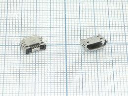 Корпусные детали - Разъем Micro USB для HTC Desire HD A9191 HD2…, 0