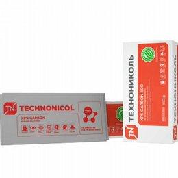Изоляционные материалы - Пенополистирол Технониколь Carbon Eco, 30мм, 0
