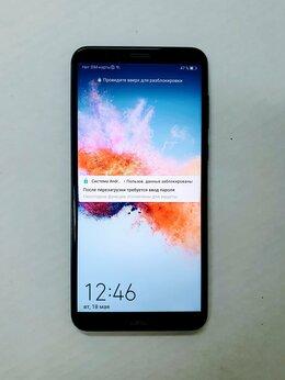 Мобильные телефоны - Смартфон Huawei Honor 7X 4GB 64 ГБ Blue синий, 0