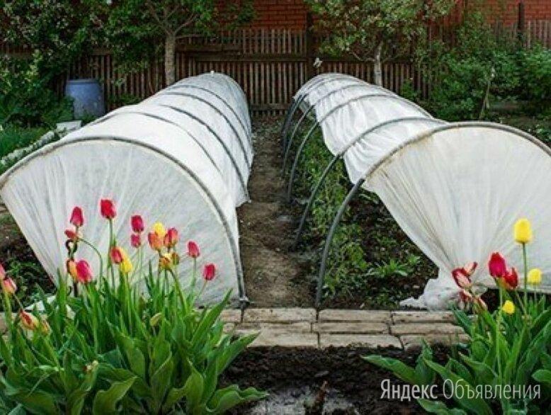 Большой парник Богатый Урожай длина 6 метров с укрывным материалом по цене 2500₽ - Парники и дуги, фото 0