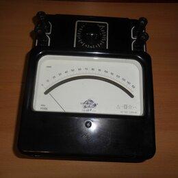 Измерительные инструменты и приборы - Микроамперметр м265м 0-100 мка, 0