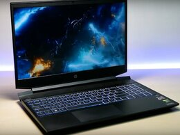 Ноутбуки - Ноутбук HP Pavilion Gaming 15-ec1078ur, 0