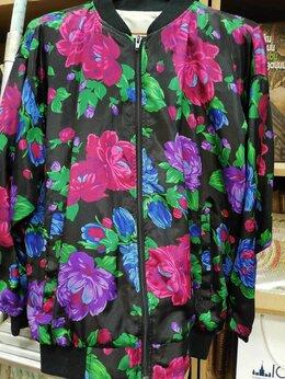 Блузки и кофточки - Курточка шелковая, 0
