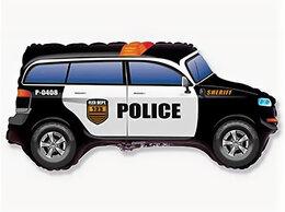 Машинки и техника - Машина полиция, 0