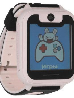 Умные часы и браслеты - Новые детские часы Dexp k2 pink, 0