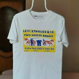 Футболки и майки - Levi's  (Levis) t-shirt футболка, 0
