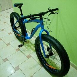 """Велосипеды - Фэтбайк stels Aggressor D 26"""" V010, 0"""