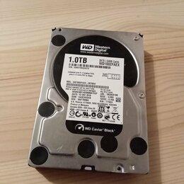 """Внутренние жесткие диски - Жесткий диск 1Тб SATA 3, WD WD1002FAEX, 3.5"""", 0"""