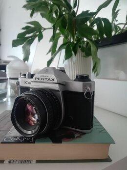 Пленочные фотоаппараты - Фотоаппарат pentax Asahi k-1000, 0