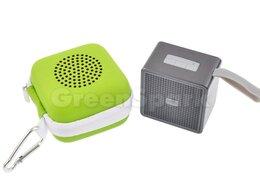 Акустические системы - Колонка-Bluetooth VIXION A105 (серый), 0