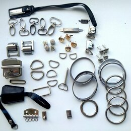 Рукоделие, поделки и сопутствующие товары - Фурнитура для кожгалантереи, 0