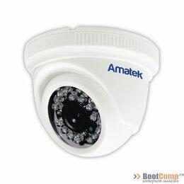 Видеокамеры - Камера Amatek AC-HD202S, 0