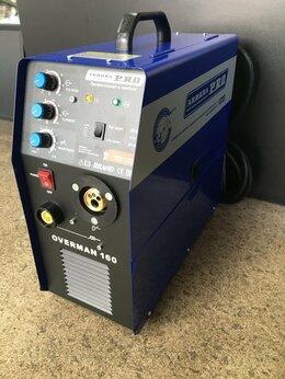 Сварочные аппараты - Сварочный инвертор aurorapro overman 160, 0