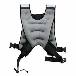 Аксессуары - Жилет-утяжелитель StarFit WT-301 10 кг, 0