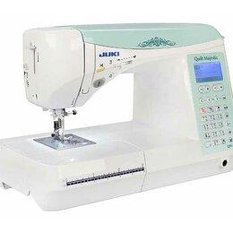 Швейные машины - Швейная машина Juki QM-700, 0