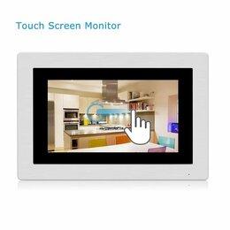 Домофоны - Монитор видеодомофона с памятью Altcam VDP104M TS, 0