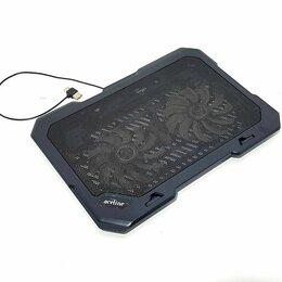 Аксессуары и запчасти для ноутбуков - Подставка для ноутбука Aceline NCIC-1501, 0