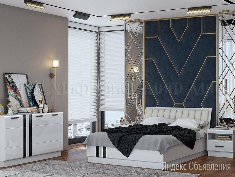 Спальня Магнолия по цене 24750₽ - Кровати, фото 0